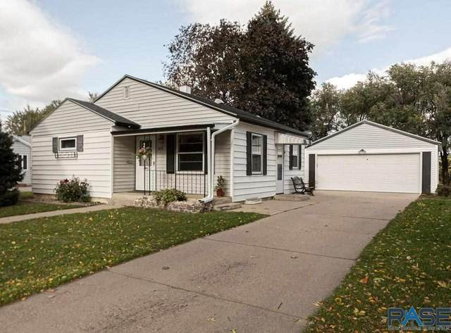 612 N Leadale Ave, Sioux Falls, SD 57103 (MLS #22106234) :: Tyler Goff Group