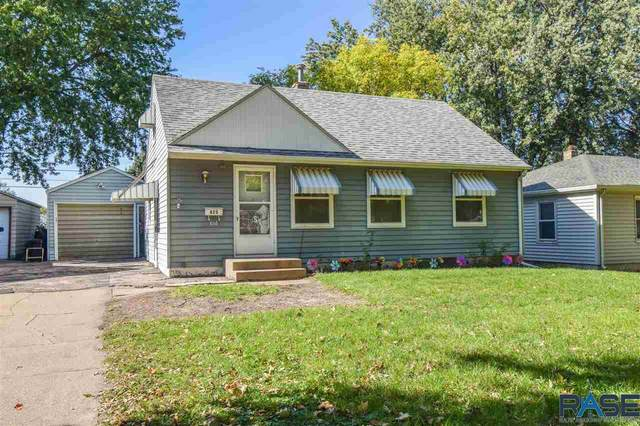 825 S Williams Ave, Sioux Falls, SD 57104 (MLS #22106247) :: Tyler Goff Group