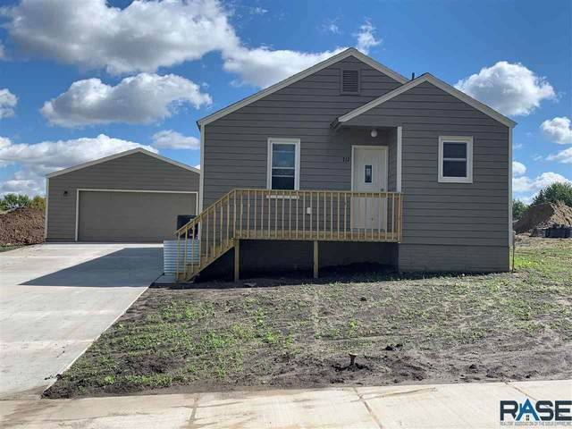 712 S Sneve Ave, Sioux Falls, SD 57103 (MLS #22106275) :: Tyler Goff Group