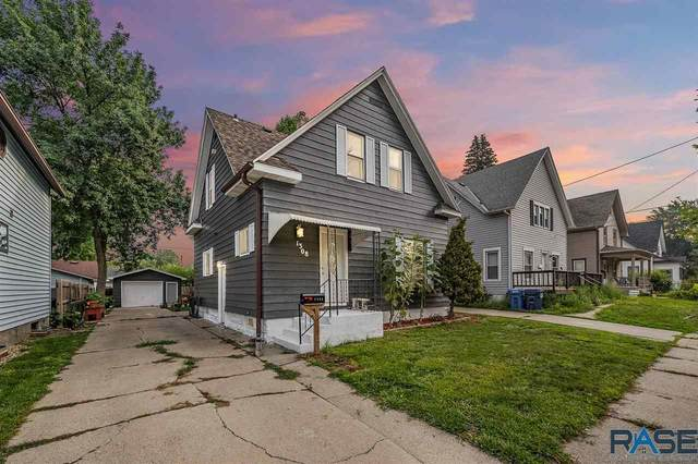 1308 E 7th St, Sioux Falls, SD 57103 (MLS #22106339) :: Tyler Goff Group
