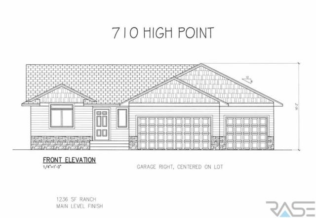 710 W High Pointe St, Tea, SD 57064 (MLS #21705106) :: Tyler Goff Group