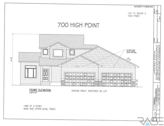 700 W High Point St, Tea, SD 57064 (MLS #21705107) :: Tyler Goff Group