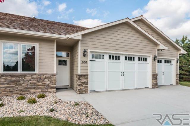 500 W Bramble Cir, Sioux Falls, SD 57108 (MLS #21706002) :: Tyler Goff Group