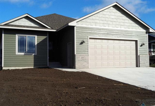 108 Lynx St, Valley Springs, SD 57068 (MLS #21707115) :: Tyler Goff Group