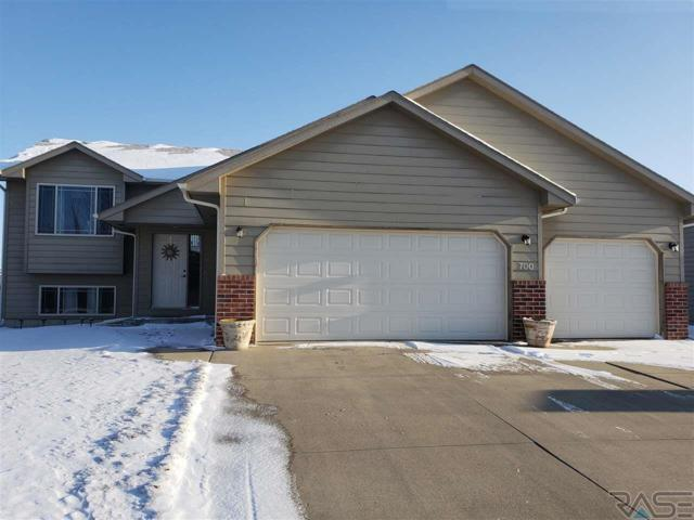 700 Laura St, Harrisburg, SD 57032 (MLS #21801745) :: Tyler Goff Group
