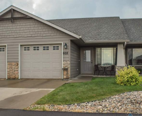 605 Hunter Dr, Harrisburg, SD 57032 (MLS #21804696) :: Tyler Goff Group