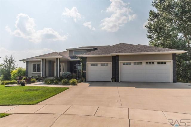 1801 S Copper Crest Cir, Sioux Falls, SD 57110 (MLS #21805016) :: Tyler Goff Group