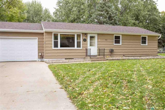 3604 S Greenwood Ave, Sioux Falls, SD 57106 (MLS #21806462) :: Tyler Goff Group