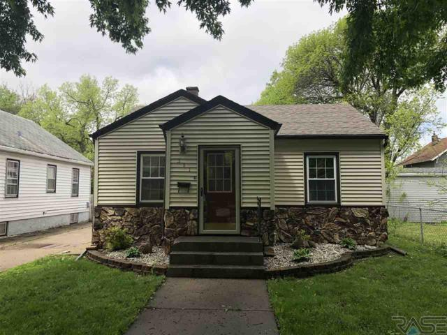 311 N Highland Ave, Sioux Falls, SD 57103 (MLS #21903029) :: Tyler Goff Group