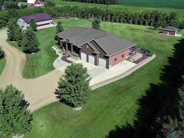 47438 274th St, Harrisburg, SD 57032 (MLS #21905518) :: Tyler Goff Group
