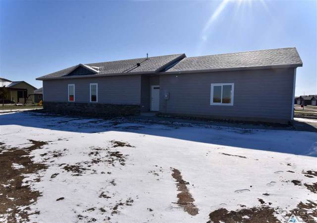 1002 Rosewood Dr, Harrisburg, SD 57032 (MLS #21906609) :: Tyler Goff Group
