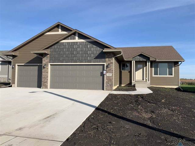 610 Miah St, Harrisburg, SD 57032 (MLS #21906961) :: Tyler Goff Group
