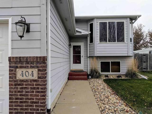 404 Arlene Ave, Harrisburg, SD 57032 (MLS #21907448) :: Tyler Goff Group