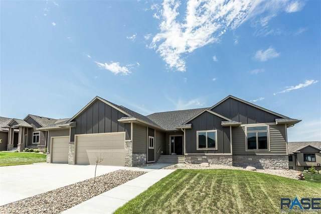 7309 Kenton Ln S S, Sioux Falls, SD 57108 (MLS #22000863) :: Tyler Goff Group