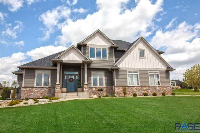 1212 S Sugar Maple Dr, Sioux Falls, SD 57110 (MLS #22001912) :: Tyler Goff Group