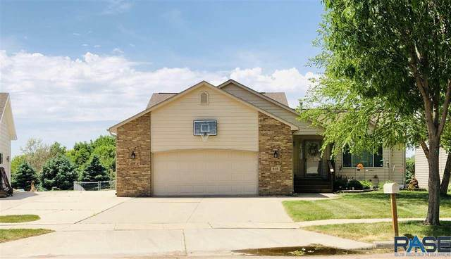 313 N Dominic Ave, Sioux Falls, SD 57107 (MLS #22003384) :: Tyler Goff Group