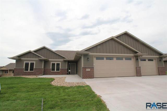 5412 E Salvation Pl, Sioux Falls, SD 57108 (MLS #22003434) :: Tyler Goff Group
