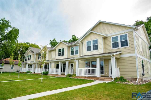 208 N Nesmith Ave, Sioux Falls, SD 57103 (MLS #22004026) :: Tyler Goff Group
