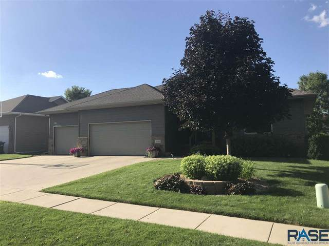 3116 W Rose Crest Dr, Sioux Falls, SD 57108 (MLS #22004782) :: Tyler Goff Group
