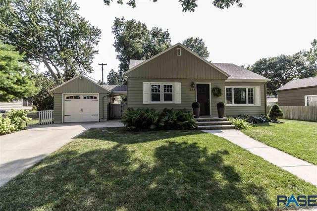 209 E 32nd St, Sioux Falls, SD 57105 (MLS #22005352) :: Tyler Goff Group