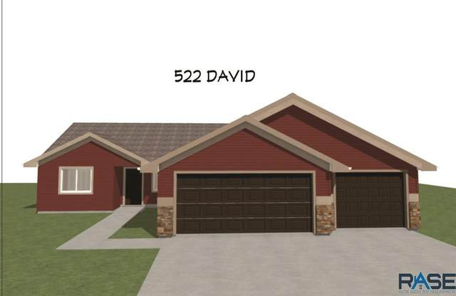 522 David Ave, Baltic, SD 57003 (MLS #22005364) :: Tyler Goff Group