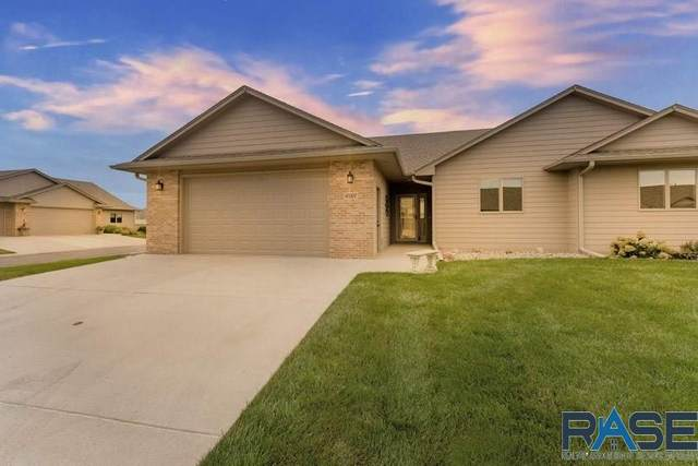 4507 E Kearney Pl, Sioux Falls, SD 57110 (MLS #22005510) :: Tyler Goff Group