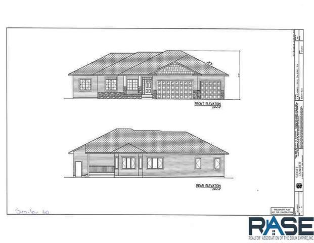 425 E 7th St, Tea, SD 57064 (MLS #22005515) :: Tyler Goff Group
