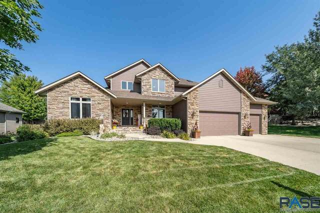 5808 S Frontier Trl, Sioux Falls, SD 57108 (MLS #22005618) :: Tyler Goff Group