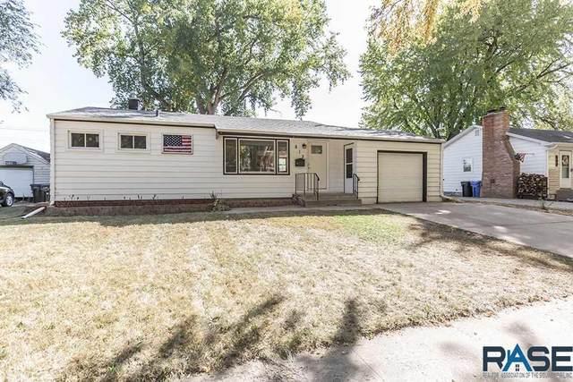 813 E Pam Rd, Sioux Falls, SD 57105 (MLS #22006404) :: Tyler Goff Group