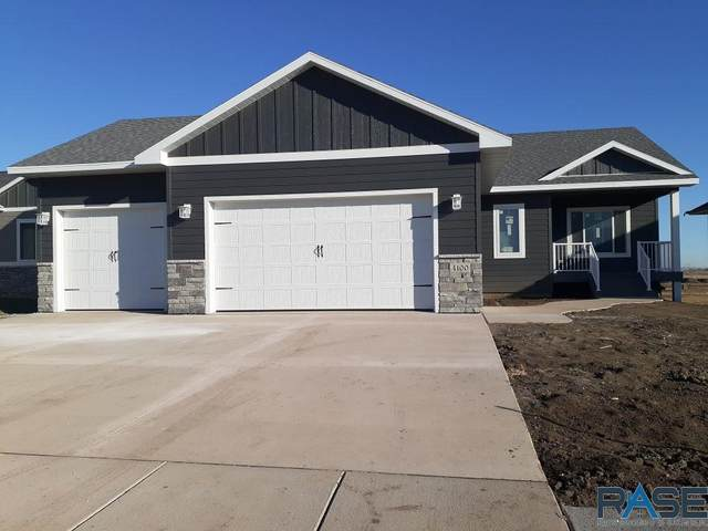 4100 S Infield Ave, Sioux Falls, SD 57110 (MLS #22007080) :: Tyler Goff Group