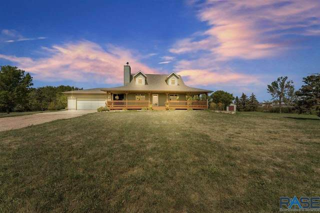 46974 272nd St, Tea, SD 57064 (MLS #22100681) :: Tyler Goff Group