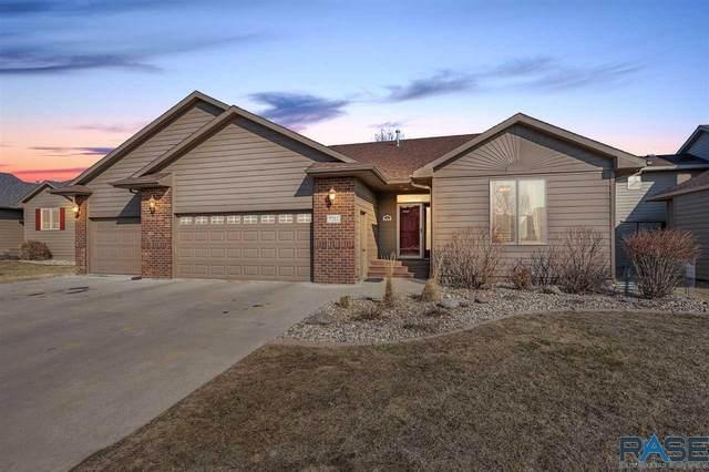 7712 W Raegan St, Sioux Falls, SD 57106 (MLS #22100957) :: Tyler Goff Group