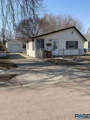 125 S Jefferson Ave, Sioux Falls, SD 57104 (MLS #22100963) :: Tyler Goff Group