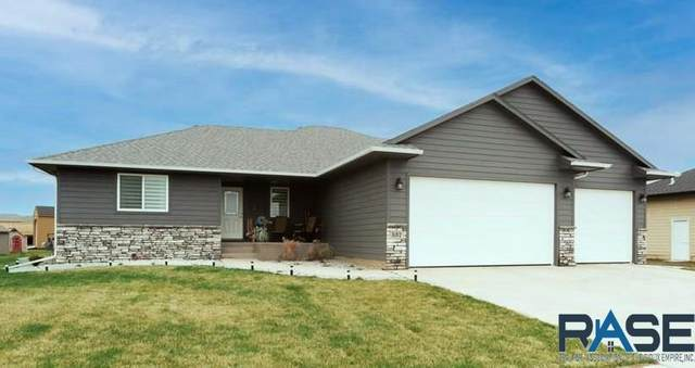 537 Prairie Ave, Baltic, SD 57003 (MLS #22102206) :: Tyler Goff Group