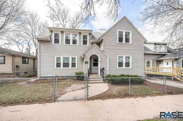 825 N Spring Ave, Sioux Falls, SD 57104 (MLS #22102542) :: Tyler Goff Group