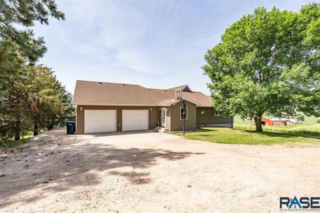 717 W 2nd St, Dell Rapids, SD 57022 (MLS #22103031) :: Tyler Goff Group