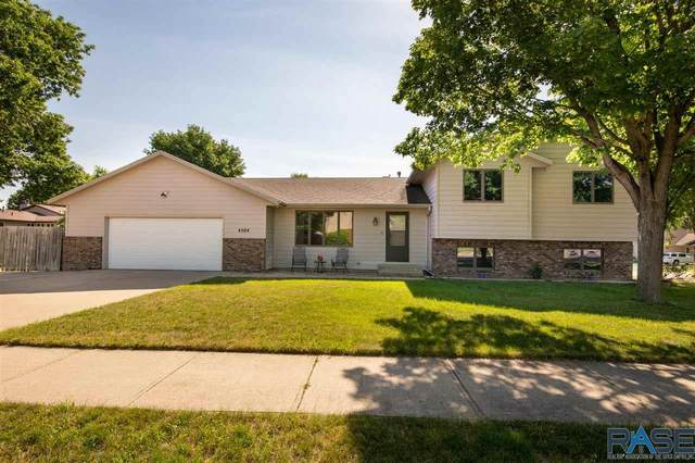 4504 S Drexel Dr, Sioux Falls, SD 57106 (MLS #22103166) :: Tyler Goff Group