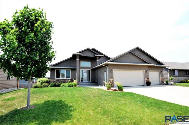 1001 Rosewood Dr, Harrisburg, SD 57032 (MLS #22103313) :: Tyler Goff Group