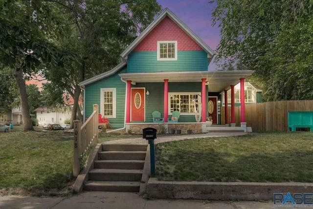 1018 W 5th St, Sioux Falls, SD 57104 (MLS #22103421) :: Tyler Goff Group