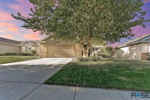 5501 W Boxwood St, Sioux Falls, SD 57107 (MLS #22103460) :: Tyler Goff Group