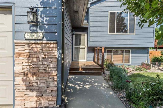 5908 S San Diego Ave, Sioux Falls, SD 57106 (MLS #21804273) :: Tyler Goff Group