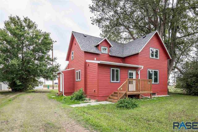111 Ash St, Canistota, SD 57012 (MLS #22004958) :: Tyler Goff Group