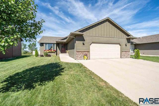 313 Thelma Ave, Harrisburg, SD 57032 (MLS #22005034) :: Tyler Goff Group