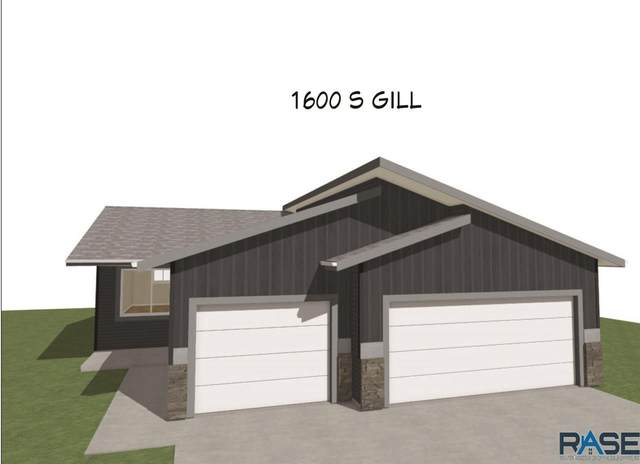 1600 S Gill Ave, Sioux Falls, SD 57106 (MLS #22005356) :: Tyler Goff Group