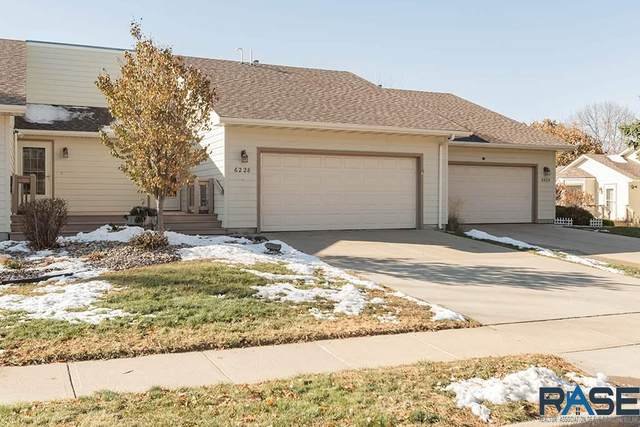 6228 W Coughran Ct, Sioux Falls, SD 57106 (MLS #22006785) :: Tyler Goff Group