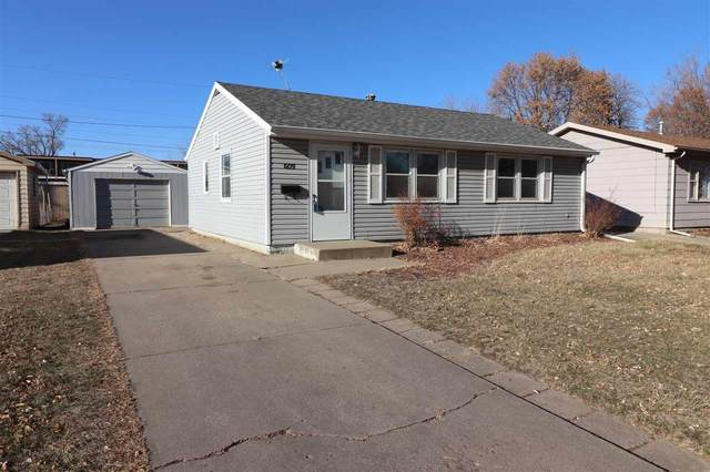 609 S Williams Ave, Sioux Falls, SD 57104 (MLS #22006996) :: Tyler Goff Group