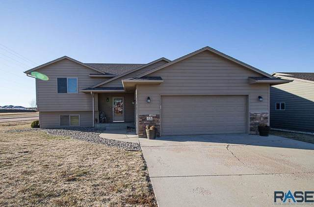 511 S Eastern Ave, Hartford, SD 57033 (MLS #22007213) :: Tyler Goff Group