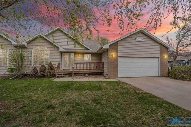 4106 W Newcomb St, Sioux Falls, SD 57106 (MLS #22102439) :: Tyler Goff Group