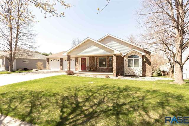 6404 W Thatcher Dr, Sioux Falls, SD 57106 (MLS #22102470) :: Tyler Goff Group