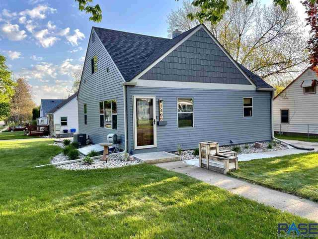 1400 E 24th St, Sioux Falls, SD 57105 (MLS #22102505) :: Tyler Goff Group